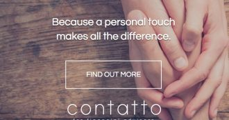 The importance of the personal touch