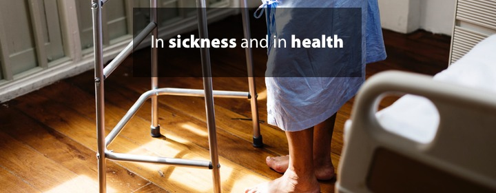 In sickness and in health | Disability Cover